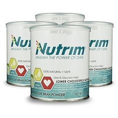 Nutrim® 430 Serving Cans 120 Servings Supply Oat Beta Glucans Help Lower Cholesterol Naturally * Visit the image link more details. (This is an affiliate link) Supplements To Lower Cholesterol, Lower Cholesterol Naturally, Apple Cider Vinegar Pills, Probiotic Drinks, Best Green Tea, Nutritional Supplements, Healthy Weight, Health Tips