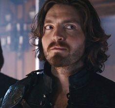 Athos / Tom Burke