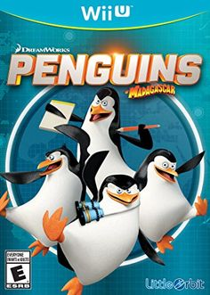 Penguins of Madagascar  Wii U >>> Check out the image by visiting the link. Note:It is Affiliate Link to Amazon.