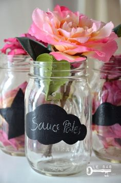 Tuto : customiser des bocaux de cusine - Loisirs créatifs
