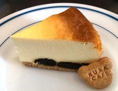 ラムとプルーンのチーズケーキ