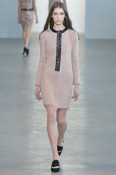 Calvin Klein Collection, Look #7