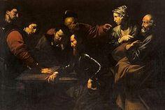 La negación de San Pedro (Ribera)