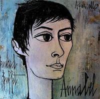 ANNABEL aquarelle (pochette par bernard buffet), 33T en vente sur CDandLP.com