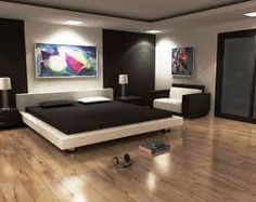 bedroom square lighting