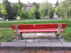 Srdcova lavička zezadu