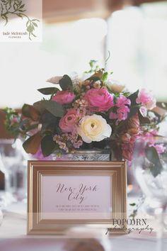 compote posy stands with seasonal winter blooms www.jademcintoshflowers.com.au www.popcornphotography.com.au