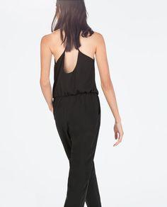 Zara - Long JUMPSUIT
