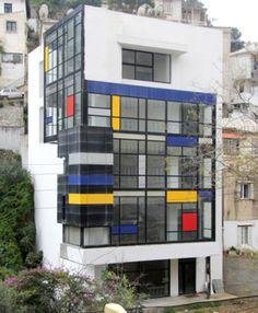 De stijl architecture google search architecture for De stijl architettura