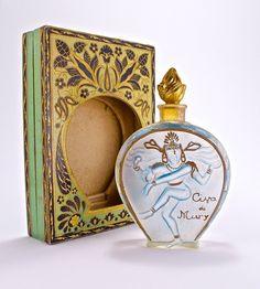 1930s Mury Civa Perfume Bottle : Lot 183