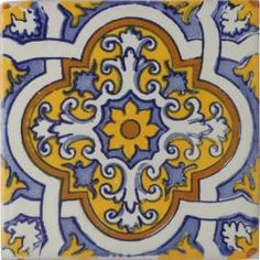 Mexican Decorative Tiles Mint Capri San Miguel Ceramic Tile  Tiles Pinterest  San