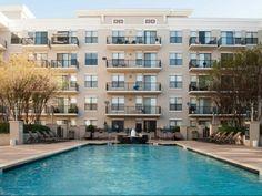 Located in Dallas trendy West Village neighborhood the Monterey