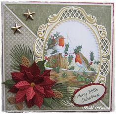 Et julekort     Há en god dag