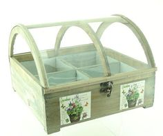 Perhaps gardening is something you enjoy in your spare time. Treat yourself or your friends at Clover Fields Clover Field, Herb Planters, Handmade Soaps, Treat Yourself, Fields, Great Gifts, Decorative Boxes, Hobbies, Herbs