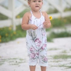 Girls Romper Pattern Boho Knit for girls sizes newborn - size 12 youth Boho knit romper pattern for girls. Sew this fun sewing pattern for kids ages newborn through size Sewing Patterns For Kids, Sewing For Kids, Baby Sewing, Clothes Patterns, Sewing Clothes, Sewing Ideas, Knitting Patterns, Sewing Pants, Sew Baby