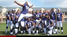 This is exactly why Terrell Suggs is one of my favorite Ravens ever.  Love T-Sizzle.