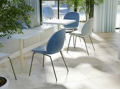 Bolzano White porcelain tiles look like white concrete tiles. Ideal for a range of interior design projects. Buy Bolzano White tiles or order a FREE sample. Concrete Paving, Paving Slabs, White Concrete, White Porcelain Tile, White Tiles, Modern Interior Design, Outdoor Spaces, Design Projects, Dining Chairs