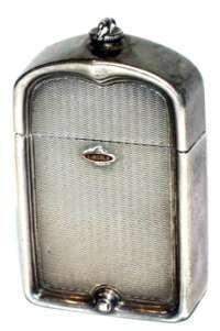 Dunhill Lincoln Grill Lighter 1929 one of two rare lighters
