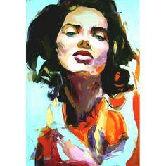 artist Franciose Nelly- Beautiful California