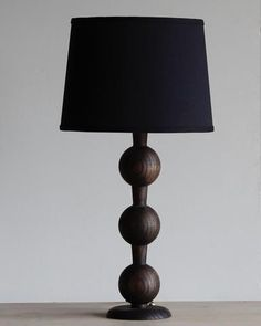Hugo Barbell Table Lamp