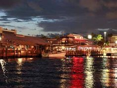 Tin City in Naples is a waterfront boardwalk with shops and restaurants.
