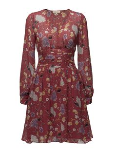 by Ti Mo Semi Couture Bell Sleeve Dress