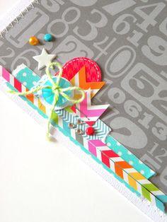 Doodlebug Design Inc Blog: Take Note Layout Inspiration