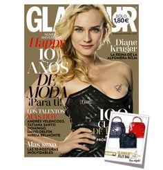 Diane Kruger, nuestra portada de noviembre, décimo aniversario de Glamour