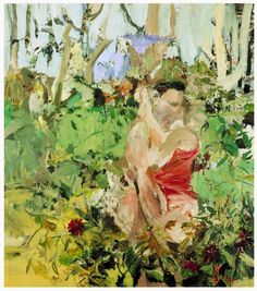 Cecily Brown  Couple