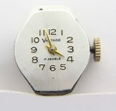 ST20A VANTAGE WATCH MOVEMENT 17 JEWELS #VANTAGE