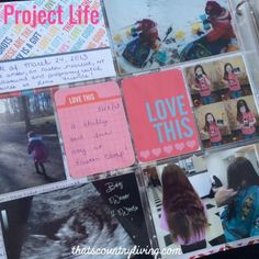 Project Life Week 6 c