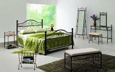 Αποτέλεσμα εικόνας για κομοδινα μεταλλικα Bed, Furniture, Home Decor, Decoration Home, Stream Bed, Room Decor, Home Furnishings, Beds, Home Interior Design