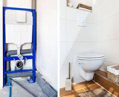 WC austauschen: Schritt für Schritt Anleitung für Wand- und Stand-WC ✓ PDF-Anleitungen ✓ viele Bilder ✓ Flachspüler oder Tiefspüler ✓ Demontage altes WC ✓
