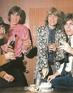 The Pink Floyd, 1967