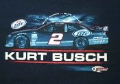 Kurt Busch Long Sleeve t-shirt. #Indy500