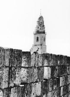 Jerusalem - Old city walls by Alex ADS on 500px