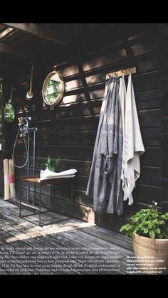 Clawfoot Bathtub, Wardrobe Rack, Ideas, Rv, Camper, Furniture, Home Decor, Outdoor Baths, Minimalist Bathroom