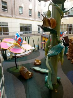 Custom theming by Interactive Play, a division of International Play Company.  #Iplayco www.iplayco.com #museum #educations #attractions #interactive #environments #dramatic #play #educational