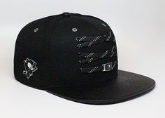 Pittsburgh Penguins 'Premier' Snapback | Lacer Headwear