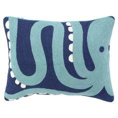 Octopoda Pillow