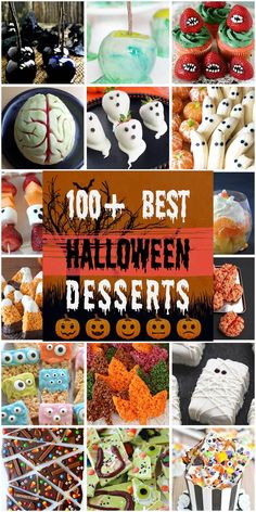 100 Best Halloween Desserts Source by felicitasbro Halloween Desserts, Halloween Fruit, Halloween Appetizers, Halloween Goodies, Halloween Food For Party, Halloween Trick Or Treat, Holiday Desserts, Holiday Treats, Halloween Treats