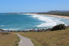 Woolgoolga, NSW  My grand kids love the name of this place :-). Lots of giggles.