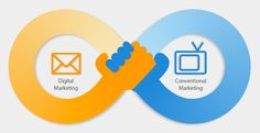 Without traditional marketing do you think digital marketing would be successful.