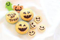 Рецепты на Хэллоуин: кексы, маффины
