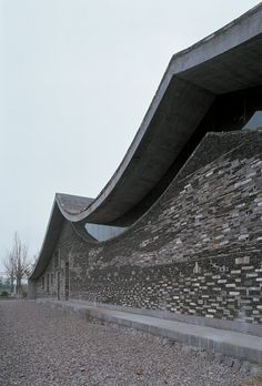 Wang Shu's Five Scattered Houses : 2012 Pritzker Prize