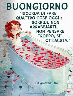 Buongiorno Italian Phrases, Italian Words, Italian Quotes, Italian Proverbs, My Philosophy, Italian Language, Learning Italian, Being Good, Good Morning Good Night