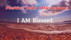 Powerful I AM Affirmations | Positive Daily Affirmations