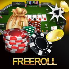 Live poker freerolls poker sng double up strategy