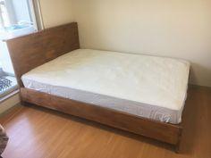 初心者でも簡単にベッドをDIY! 本格的な作り方もご紹介!