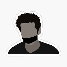 Arte Teen Wolf, Teen Wolf Art, Teen Wolf Dylan, Preppy Stickers, Cute Stickers, Printable Stickers, Cole Sprouse Wallpaper, Matou, Void Stiles
